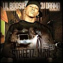 Lil Boosie - Streetz Iz Mine mixtape cover art