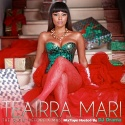 Teairra Mari - The Night Before X-Mas mixtape cover art