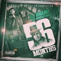 The Hoodstarz - 56 Months mixtape cover art