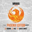 The Phoenix Edition mixtape cover art