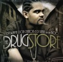 Boo - The Drugstore mixtape cover art