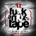 T.I. - Fuck A Mixtape mixtape cover art