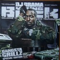 Young Buck - Welcome To The Traphouse (Gangsta Grillz Special Edition) mixtape cover art