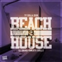 Ty$ - Beach House 2 mixtape cover art
