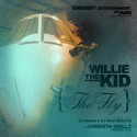 Willie The Kid - The Fly (Gangsta Grillz) mixtape cover art