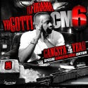 Yo Gotti - Cocaine Muzik 6 (Gangsta Of The Year) mixtape cover art