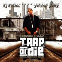 Young Jeezy - Trap Or Die mixtape cover art