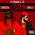 Zie - Eat Reloaded mixtape cover art