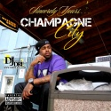 Champagne City - Sincerely Yours... mixtape cover art