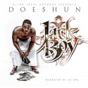 Doeshun - Jack Boy Files mixtape cover art