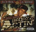 Lil Boosie - The Best Of Boosie, Vol. 2 mixtape cover art