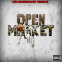 BMZ -  Open Market 4th Quarter  mixtape cover art