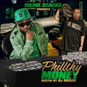Richie Stacks - Phillthy Money mixtape cover art