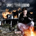 Ronnie G - Small Town Legend mixtape cover art