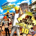 We Are The Streets 10 mixtape cover art
