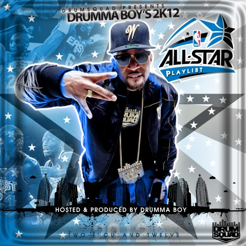 Drumma Boy – 2012 All Star Playlist [Mixtape]