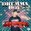 Drumma Boy's 2K12 4th Of July Playlist mixtape cover art