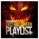 Drumma Boy's 2K12 Halloween Playlist mixtape cover art