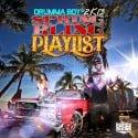 Drumma Boy's 2K13 Spring Bling Playlist mixtape cover art