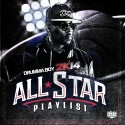 Drumma Boy's 2K14 All Star Weekend Playlist mixtape cover art