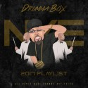Drumma Boy's 2K17 New Year's Eve Playlist mixtape cover art