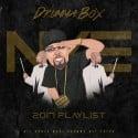 Drumma Boy's 2K17 New Year's Eve Playlist mixtape cover art