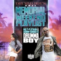 Memorial Weekend Playlist 2011 mixtape cover art