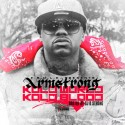 Armstrong - Kold World Kold Blood mixtape cover art