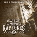 Yella Beezy - Country Rap Tunes mixtape cover art