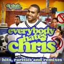Chris Brown - Everybody Hates Chris (Hits, Rarities & Remixes) mixtape cover art