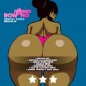 Gabriel Rowano - Lento y Duro Remixes EP mixtape cover art