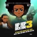 Hip Hop Docktrine 3 (The Final Chapter) mixtape cover art