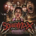 Screamixx Two (Hosted by DJ Lil Raskal) mixtape cover art