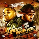 Joell Ortiz & Joe Budden - Urban Warfare mixtape cover art
