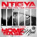 Homebase Mook - NTIGYA mixtape cover art