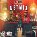 Netmix mixtape cover art