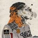 Wiz Khalifa - 3 Doobies mixtape cover art