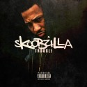 Trouble - Skoobzilla mixtape cover art
