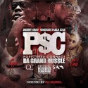 Johnny Cinco & Hoodrich Pablo Juan - Poppi Seed Connect Da Grand Hu$$le mixtape cover art