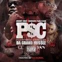 Johnny Cinco & Hoodrich Pablo Juan - Poppi Seed Connect Da Grand Hu$$le mixtape cover art