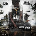 Migo Domingo - War Ready  mixtape cover art