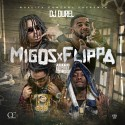 Migos & Skippa Da Flippa - Migos x Flippa mixtape cover art