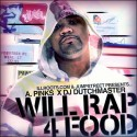 A. Pinks - Will Rap 4 Food mixtape cover art