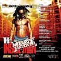 The Inside Man (Mixtape Takeover) mixtape cover art