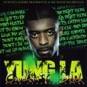 Yung LA - Crushin The Block mixtape cover art