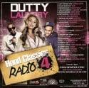 R&B Radio 4 (Hood Classics) mixtape cover art