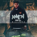 A.M.E.N (Hosted By Billard) mixtape cover art