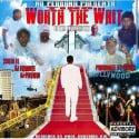 T.I.N.O - Worth The Wait mixtape cover art