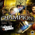 Champions mixtape cover art