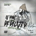 AJ Bandz - Dedicated mixtape cover art